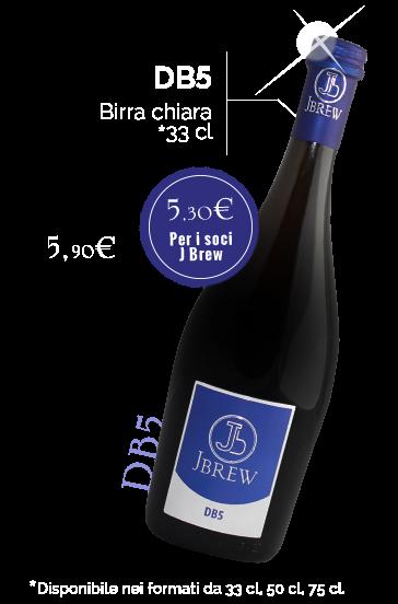 JBREW - DB5